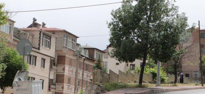 Kayseri'de 58 kişinin yaşadığı 6 apartmandaki karantina 14 gün uzatıldı