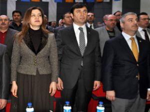 KAYSERİ AK PARTİ BÖLGE TOPLANTISI YAPTI