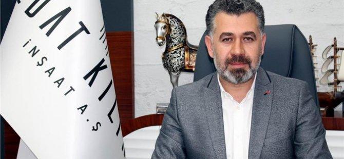 """Sedat Kılınç: """"konut alanlar her açıdan daha karlı olacaktır"""""""