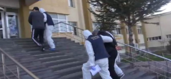 Kayseri polisinden FETÖ'nün gaybubet evine operasyon: 7 gözaltı