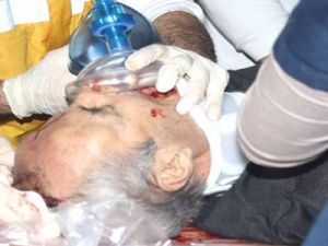 Kayseri'de Uçan Çatının Altında Kalan Adam Öldü