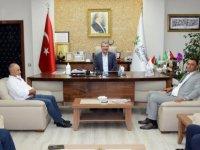 """Başkan Akay: """"Tarımın önemi bir kez daha ortaya çıktı"""""""