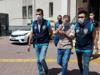 Kayseri'de Hastanelerden cep telefonu çalan hırsız yakalandı