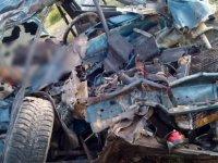 Yahyalı'da trafik kazası: 2 ölü