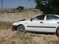 Develi Sindelhöyük'te trafik kazası: 3 yaralı