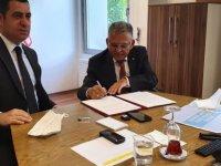 Erciyes'e 6 adet saha ve altyapı tesisleri için protokol imzalandı