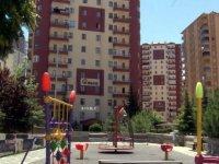 Talas'ta 49 daire karantinaya alındı