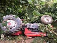 Akkışla'da Traktörün altında kalan bir kişi hayatını kaybetti