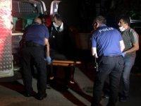Sahabiye'de sırtından vurulan şahıs hayatını kaybetti
