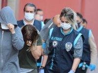 Kayseri'de çaresiz kadınlara fuhuş yaptıran çete çökertildi