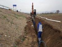 Develi'nin kırsal mahallelerindeki alt yapı çalışmaları tüm hızıyla devam ediyor