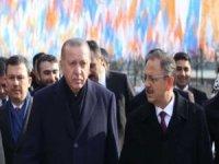 Özhaseki,Cumhurbaşkanımız da Kayseri hızlı tren mevzusunu biliyor, yakından takip ediyor