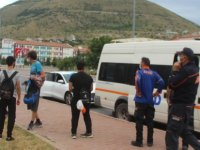 Ali Dağın'da mahsur kalan 8 kişi  kurtarıldı
