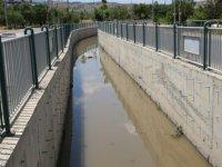 Melikgazi Belediyesi dün etkili olan yağışta başarılı bir sınav verdi