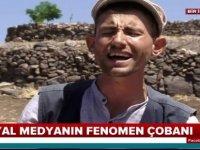 KAYSERİLİ SOSYAL FENOMEN ÇOBAN EYÜP ATV'DE