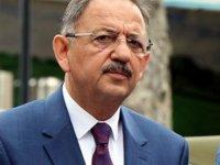 Özhaseki,CHP'li Zeydan Karalar'a tepki gösterdi