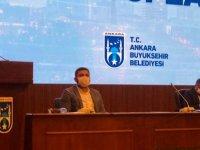 Mansur Yavaş, Sinan Burhan'ın istifa sorusuna cevap vermedi