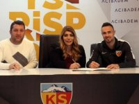 Kayserispor'da sözleşmesi devam eden futbolcuların listesi