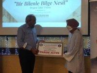 'Bir Bilenle Bilge Nesil' Proje Yarışmasında ödüller sahiplerini buldu