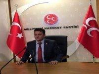 Ali Kabak Develispor Kulübü  Başkanlığından ayrılıyorum