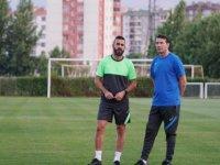 Kayserispor Teknik Direktörü Bayram Bektaş'ın ekibi belli oldu