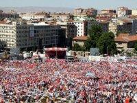Kayseri'de hangi ilden kaç  kişi yaşıyor?