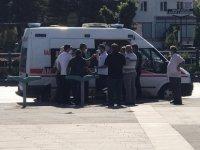 Kayseri Adliyesi'nde arsa kavgası 2 yaralı, 13 kişi gözaltına alındı