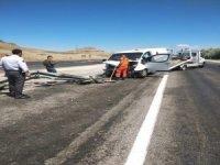 Yeşilhisar'da trafik kazası: 5 yaralı