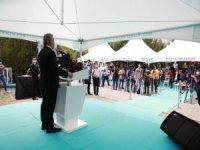 Melikgazi Belediyesi İldem'de, Eski Çınarlar Yaşam Merkezi Ve Akıl Küpü Kitap Kafe'nin tanıtımı yapıldı