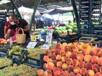 Gel vatandaş gel Semt pazarlarında fiyatlar yarı yarıya düştü