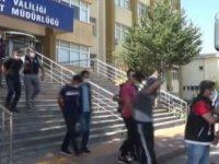 Kayseri'de 2 ayrı uyuşturucu operasyonu: 9 tutuklama