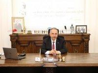 Başkan Yalçın'dan 'uzaktan eğitime' tablet desteği