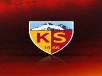 Kayserispor'da transfer tahtası açılarak oyuncuların lisansları çıkarıldı