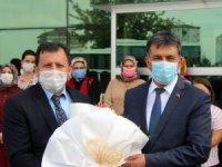 Gençlik ve Spor İl Müdürü Eskici Kayseri'ye Veda Etti