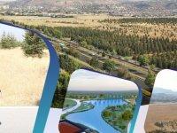 Kayseri'de Erdoğan Millet Bahçesi'nde çalışmalar başladı
