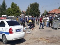 Kayseri'de cinayet 3 şüpheliyi yakalamak için geniş çapta çalışma başlattı