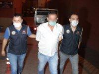 Kayseri'de terör örgütünü öven şahıs gözaltına alındı