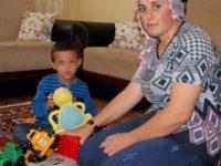Yenişehir Mah.4 yaşındaki çocuğu tek tokatla yere serdi