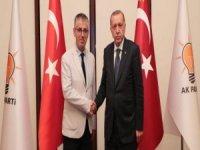 """Başkan Çopuroğlu: """"Azerbaycan ile Türkiye dost değil, kardeştir"""""""