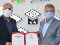 "KAYSERİ ŞEKER'E TSE ""COVİD-19 GÜVENLİ ÜRETİM BELGESİ"""