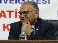 Başkan Memduh Büyükkılıç'tan 'tablet' açıklaması