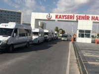 Borsa Başkanı Bağlamış'tan sağlık müdürlüğüne 10 araç tahsisi