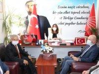 CHP İl Başkanı Özer, Büyükkılıç'a teşekkür etti
