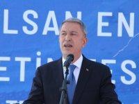 Milli Savunma Bakanı Akar'dan Kayseri'de flaş Azerbaycan açıklaması