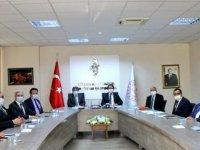 Kayseri'de Yüz yüze eğitimde alınacak önlemler masaya yatırıldı