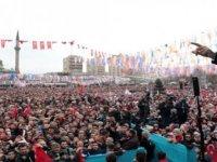 Ak Parti İl Yönetiminden Cumhurbaşkanı Provası