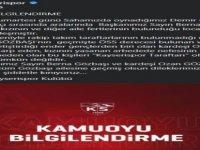 Kayserispor Başkanı Gözbaşı'nın locasına saldırı