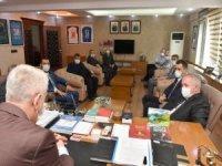 Kayseri OSB Yönetimi'nden MHP İl Başkanı Serkan Tok'a Hayırlı Olsun Ziyareti