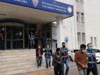 Kayseri'de şafak operasyonu 20 kişi yakalandı