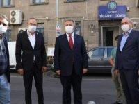 Başkan Palancıoğlu ticaret müzesi için çalışmaları başlattı
